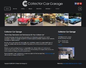 Collector Car Garage